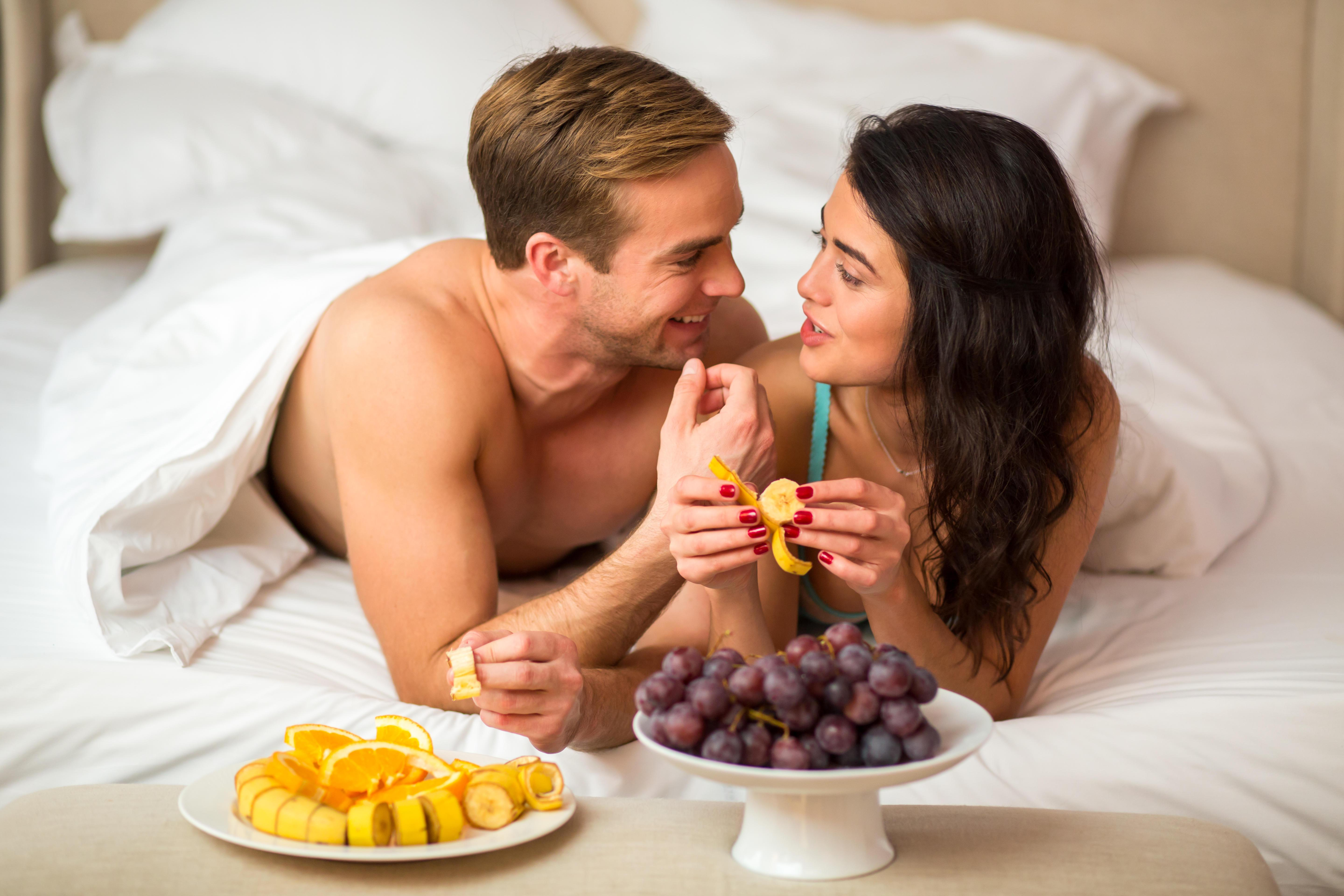 drive improve food sex with